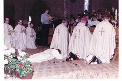 Priesterwijding/Eerste mis 2002